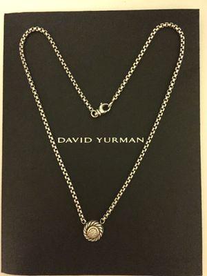 DAVID YURMAN NECKLACE for Sale in Duluth, GA
