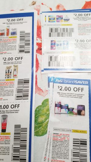 Clipped coupons for Sale in Fullerton, CA