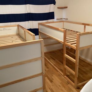 2 IKEA Kura Bunk Beds for Sale in Renton, WA