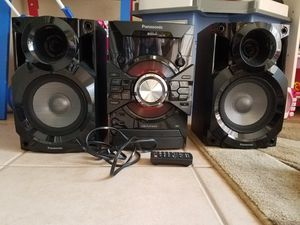 Panasonic CD stereo system for Sale in Miramar, FL