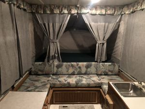Pop-Up Tent-Trailer RV Jayco 1997 for Sale in Everett, WA