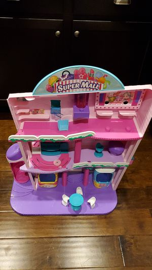 Shopkins Super Mall for Sale in Georgetown, TX