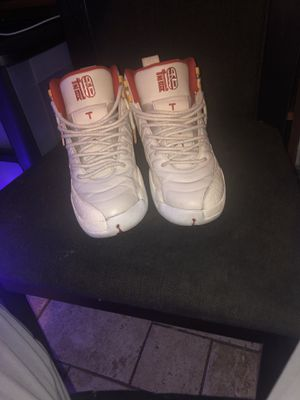 Jordan 12 Chinese New Year for Sale in Oakland, CA