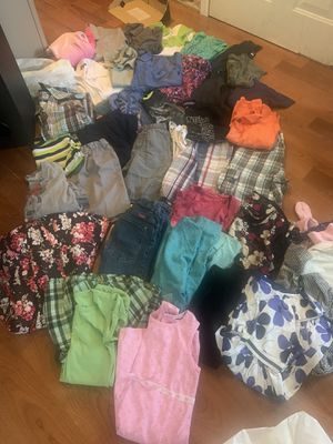 Kids clothing boy girl in good shape well taken care of for Sale in Austin, TX