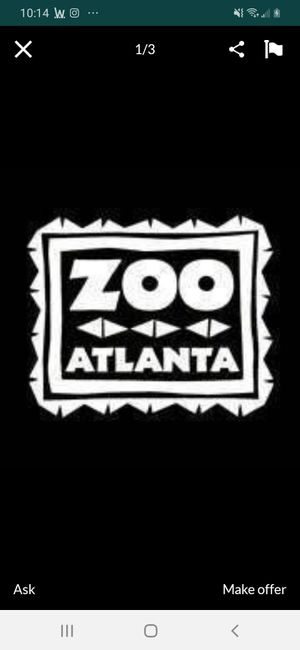 Atlanta Zoo Tickets for Sale in Tucker, GA