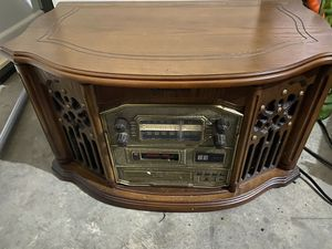 Antique record player for Sale in Kearneysville, WV