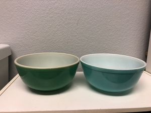 Pyrex bowls for Sale in Corona, CA