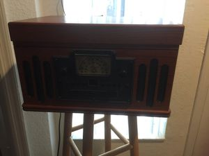 Brand new never been played out of the box Colby record player CD cassette track plus radio for Sale in Fort Pierce, FL
