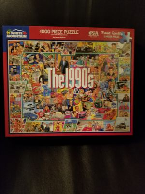 1990s Puzzle for Sale in McConnellsburg, PA