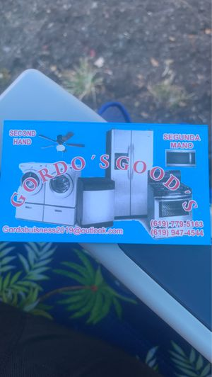 Gordo's Good for Sale in Spring Valley, CA