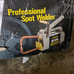 New Professional Spot Welder for Sale in Covina, CA