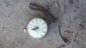 Antique electric clock...no body for Sale in Denver, CO