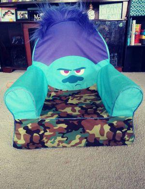 Kids Trolls Chair for Sale in Fraser, MI