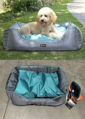 NEW $20 each UFBEMO Medium Size 30x22x9 Inch Machine Washable Waterproof Sleeper Lounge Orthopedic Dog Bed Nonslip Bottom 2 Colors for Sale in Whittier, CA