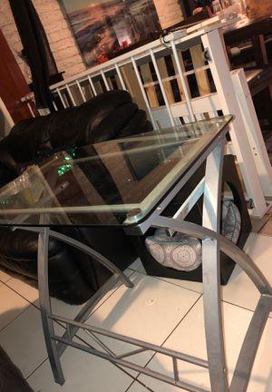 Glass desk for Sale in Miami, FL