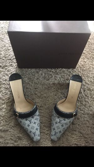 Authentic Louis Vuitton Shoes- Used ONLY ONCE!! for Sale in St. Louis, MO