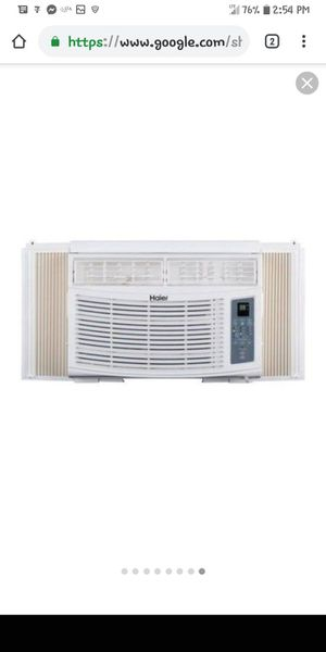 New!!! Haier 8000BTU Window AC for Sale in Las Vegas, NV