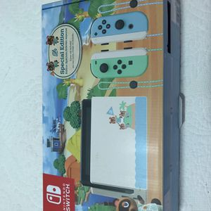 Limited addition animal crossing Nintendo switch for Sale in Miami, FL