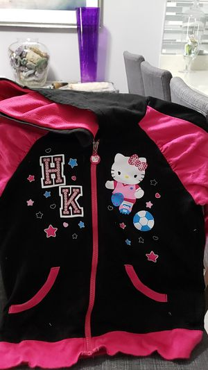 Girls Hello Kitty Hoodie for Sale in Orlando, FL