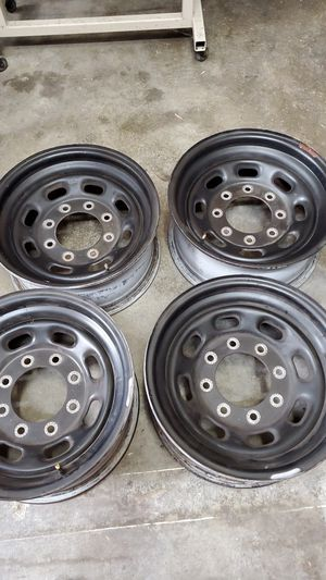 16 in rims ford f250 super duty year 2000 for Sale in Rancho Cucamonga, CA