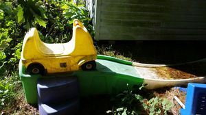 Little tikes roller coaster for Sale in Washington, DC