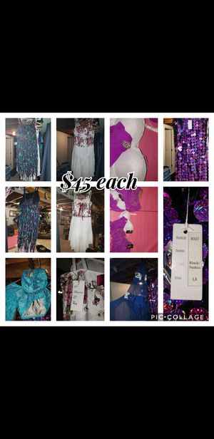 All New dance costumes $45.00 each for Sale in Staten Island, NY
