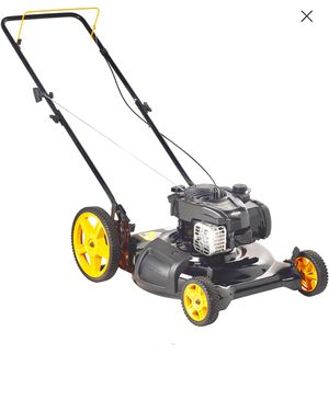 "Poulan Pro 21"" Gas Push Lawn Mower with Side Discharge and Mulching Open Box One week return guarantee for Sale in Norfolk, VA"