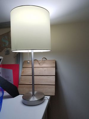 Stick lamp from Target for Sale in Ashburn, VA