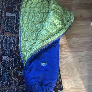 REI Kindercone Kids Sleeping Bag for Sale in West Sacramento, CA