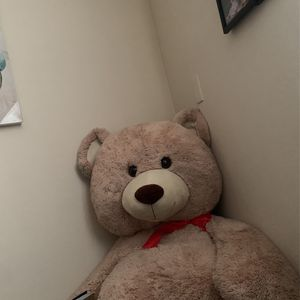 Light Brown Life Size Teddy Bear for Sale in Miami, FL