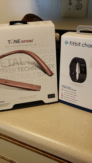 Bluetooth and Fitbit charge 2 for Sale in Glen Burnie, MD