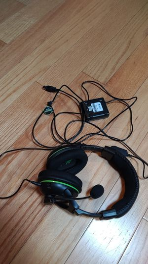 Turtle Beach x32 headset for Sale in Puyallup, WA