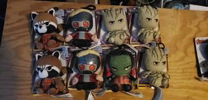 Guardians of the Galaxy Plush Clips for Sale in Port St. Lucie, FL