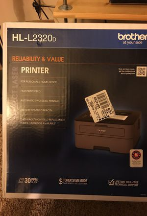 Brother printer for Sale in Tempe, AZ