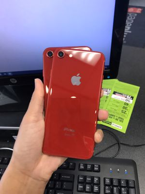 iPhone 8 64GB AT&T, Cricket and Straight Talk AT&T $269 each for Sale in Raleigh, NC