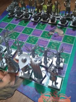 Shrek Chess ♟️♟️ Board Game for Sale in San Diego,  CA