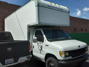1997 ford moving truck for Sale in Inglewood, CA