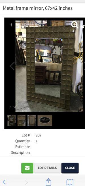 Huge mirror for Sale in Las Vegas, NV
