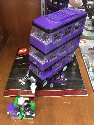 LEGO Harry Potter Knight Bus #4866 for Sale in Concord, CA