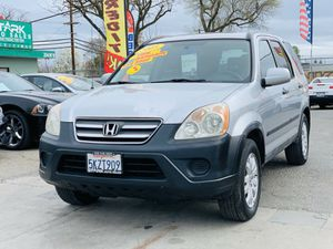 2005 Honda CRV EX 4x4 Clean Title Low Price Guarantee $4999 for Sale in Byron, CA