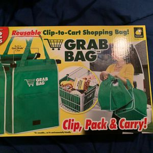 Grab Bag for grocery shopping for Sale in Columbus, OH