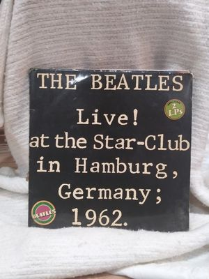 Beatles Live recorded vinyl for Sale in Yucaipa, CA