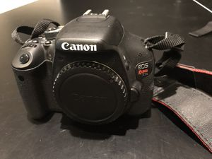 Canon Rebel EOS t3i - Bundle for Sale in Chevy Chase, MD