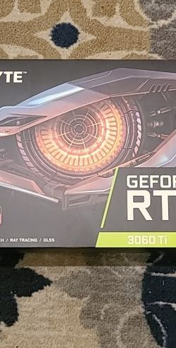 3060 Ti 8gb Windforce Overclock Edition for Sale in Norco,  CA