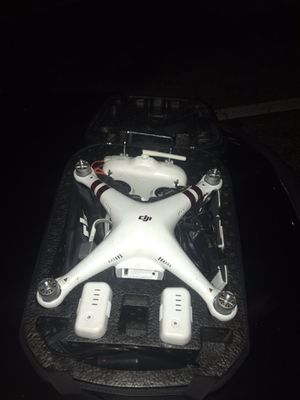 Dji phantom 3 Drone quadcopter for Sale in North Lauderdale, FL