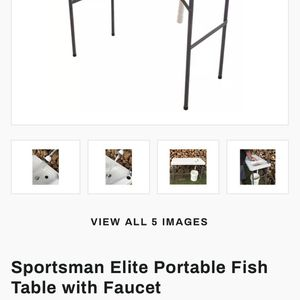 Fish Cleaning Table for Sale in Port Charlotte, FL
