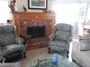 Newly reupholstered recliner chairs for Sale in Hermosa Beach, CA