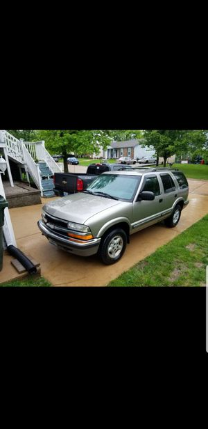 1999 Chevy Blazer S10, Reduced Must Sell for Sale in Byrnes Mill, MO