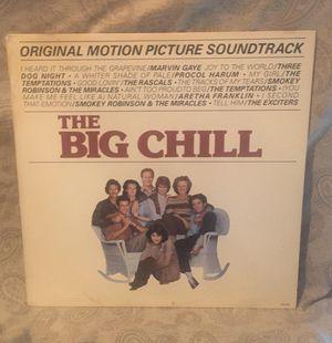 The Big Chill Vinyl LP Album for Sale in Barrington, IL