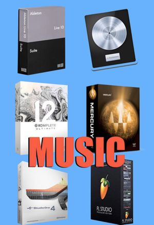 Music Software!! 🎧🎹🎸Mix Master Produce Edit & more!! Ableton, Logic Pro X, FL Studio, PreSonus! for Sale in Los Angeles, CA